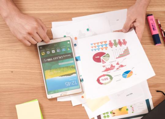 Data gedreven sales - Sales Forecast op orde met data